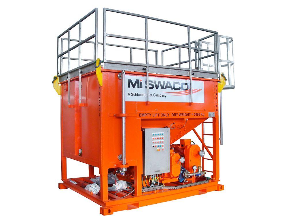 Dette vaskesystemet skal sørge for at personell slipper å vaske tanker på forsyningsfartøy manuelt.