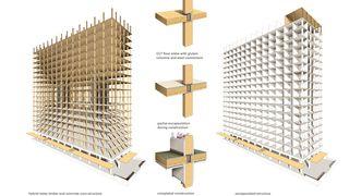 Dette bygget vil slå den norske verdensrekorden