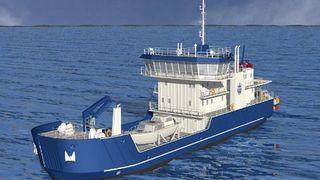 Kystverket gjør helomvending: Gjør om nytt skip til hybrid