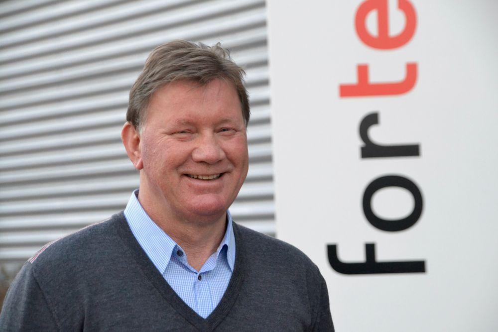 Rune Bakke (55) har sin bakgrunn blant annet fra Horten Ingeniørhøgskole. Toppsjefjobber i flere land har gitt ham nye perspektiver.