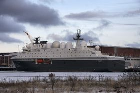 Marjata IV er skipsteknisk designet av LMG i Bergen i samarbeid med Vard Langsten og Forsvaret. Ut over lengden på 125 meter og bredden på 23 meter, er det lite Forsvaret vil si om skipet.
