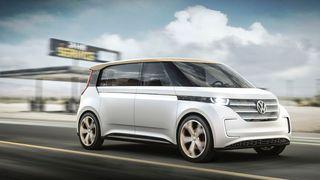 VW viser frem folkevognbuss på batteri