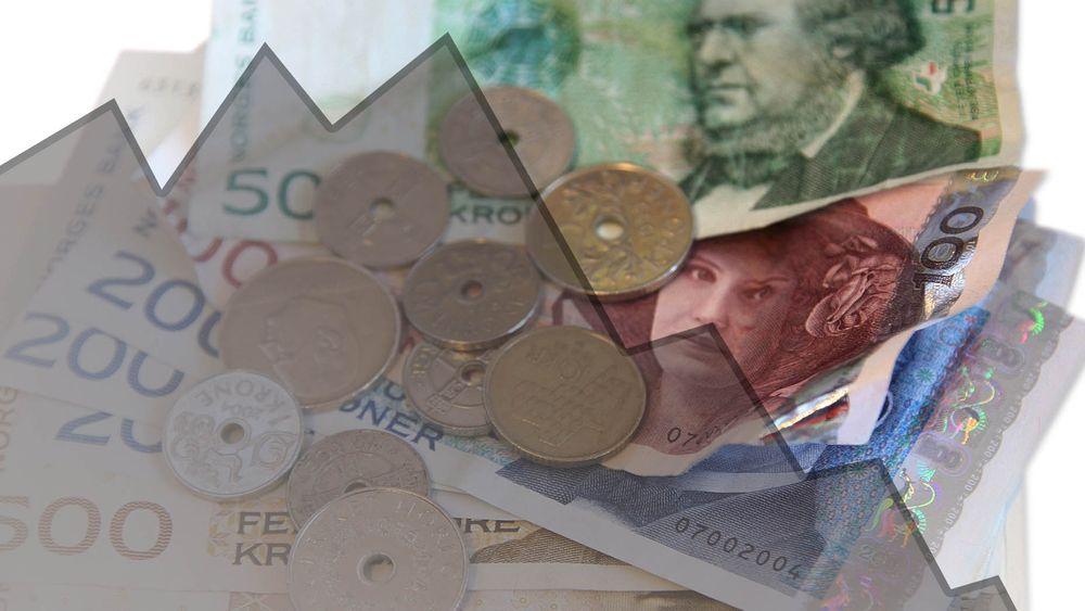 OECD er bekymret over framtidsutsiktene for norsk økonomi.