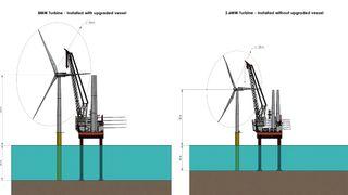 Slik utstyres de norske skipene for å takle nye gigant-vindmøller