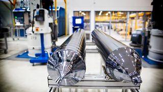 Norwegian Crystals startet opp i asken av REC. I år forventer de overskudd