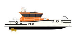 Ålesund-selskap skal bygge to nye losbåter