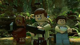 LEGO Star Wars: The Force Awakens.