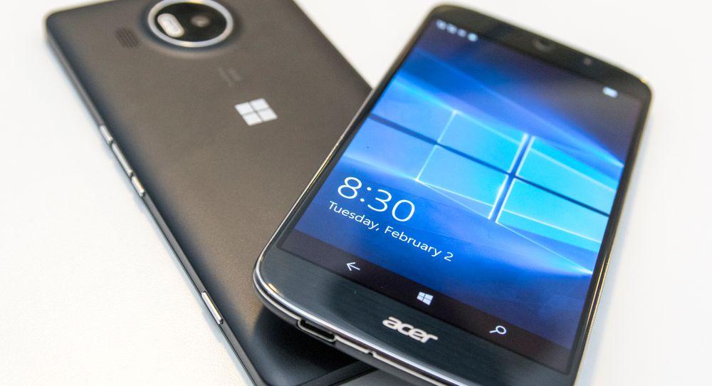 Det er ikke mange som lager Windows 10-telefoner om dagen. Men Acer satser friskt på operativsystemet med sin Jade Primo.
