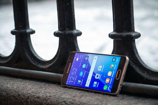 Samsung Galaxy A3.