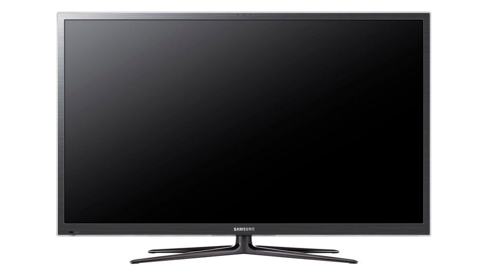 Samsung PS64E8005 er en knallgod TV med egen cellelysjustering og strålende bildekvalitet.