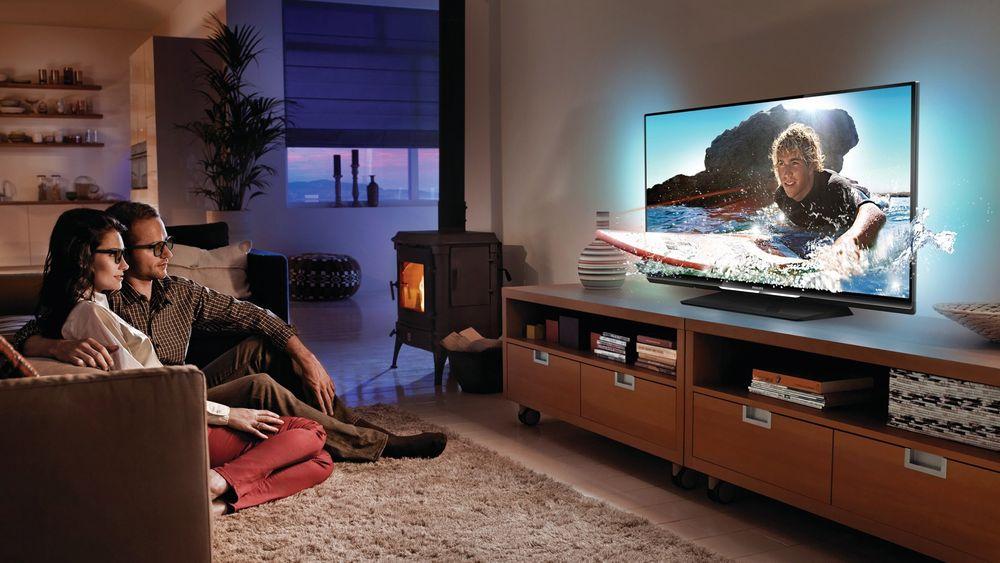 billig 65 tommer tv