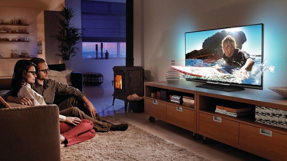 Du trenger ikke betale det hvite ut av øyet for å skaffe deg en riktig stor TV i dag.
