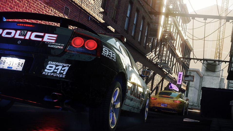 Need for Speed: Most Wanted er gratis akkurat nå