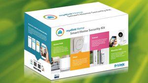 Vinn en smarthus-sikkerhetspakke fra D-Link