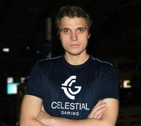 Sebastian «Boffen» Gsell og Celestial Gaming er selvsikre.