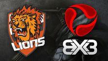 Talentlaget Lions møter traverne i BX3 i åpningskampen