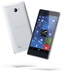 Vaio er mest kjent for påkostede bærbare PC-er med heftig design. Nå prøver de seg på sin første Windows-telefon.