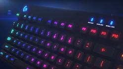 Logitech slipper mekanisk spilltastatur med ekstra følsomme taster