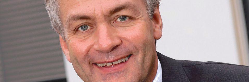 Administrerende direktør i TDC Get, Gunnar Evensen, kan glede eierselskapet med en ebitda-vekst på 18,6 prosent, mens hele TDC i første kvartal opplevde en nedgang i ebitda-resultatet på ti prosent.
