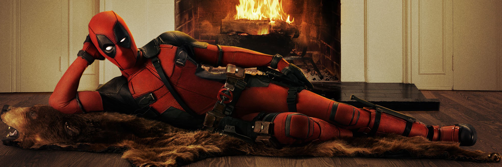 Slik lurer inviterer du dama med på Deadpool-filmen i helgen