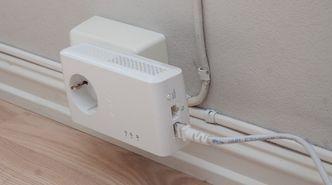 Denne lover deg lynraskt nett over strømnettet hjemme
