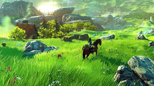 Det nye Legend of Zelda.