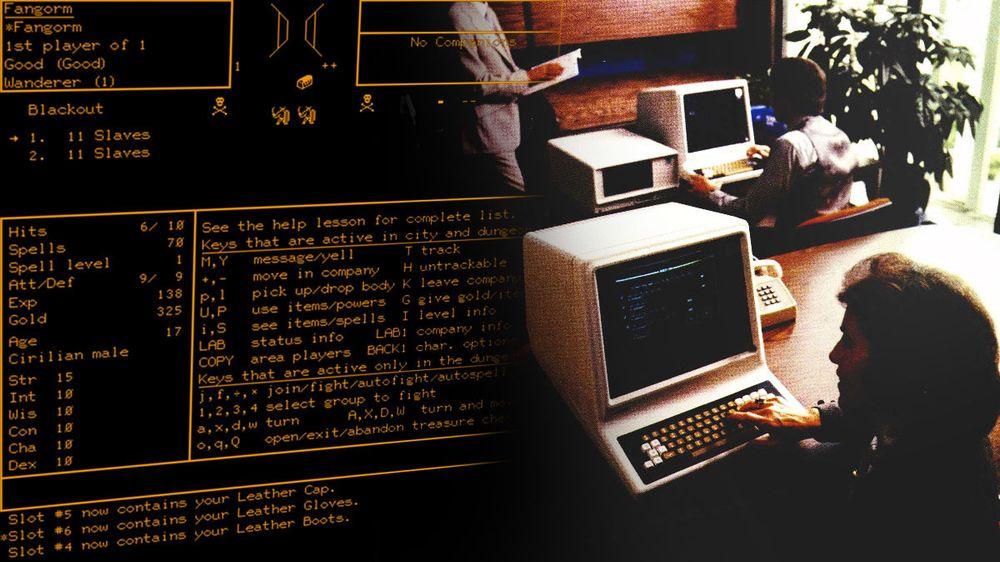 FEATURE: På 70-tallet fantes et datasystem med Internett, flerspiller, touch-skjerm og forum