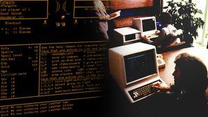 På 70-tallet fantes et datasystem med Internett, flerspiller, touch-skjerm og forum