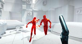 Nå får PlayStation 4-spillere også oppleve unike Superhot