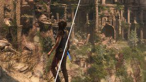 Det nye Tomb Raider spelet yter imponerande godt på PC