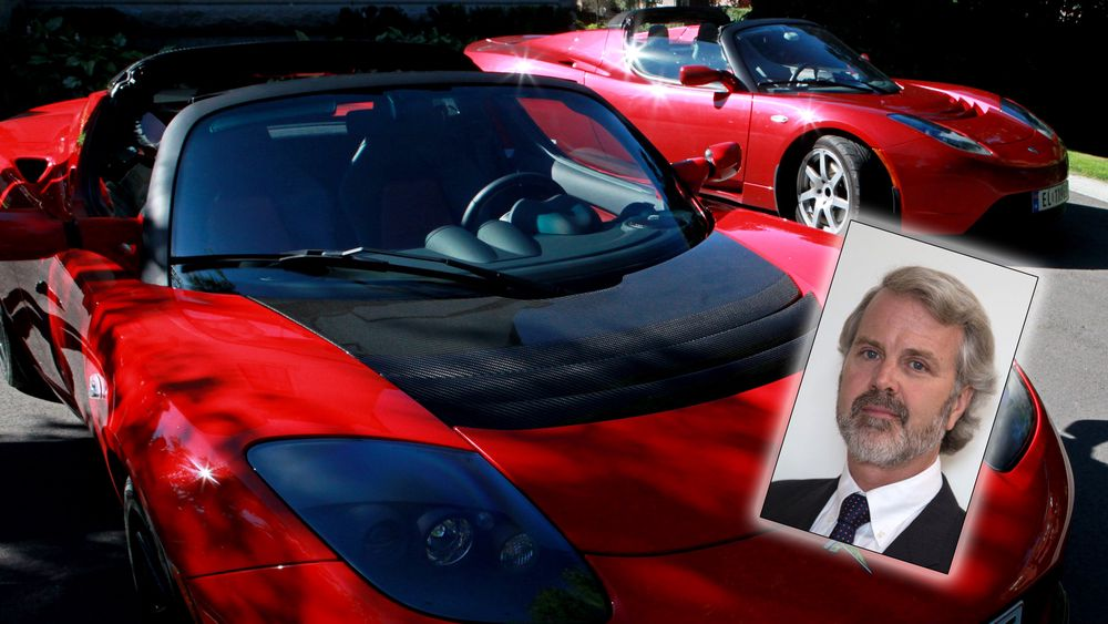 Martin Eberhard var med på å grunnlegge Tesla Motors sammen med Elon Musk og var sjef for selskapet på den tida de lagde Tesla Roadster.