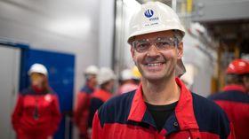 Teknologidirektør i Hydro, Hans Erik Vatne, forventer rask vekst i etterspørselen av aluminium til bildeler.