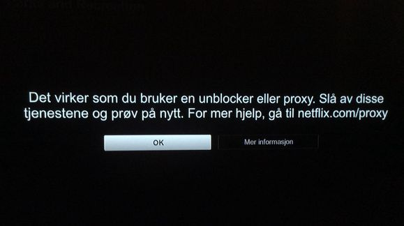 Netflix har vunnet kampen mot unblock-tjenestene