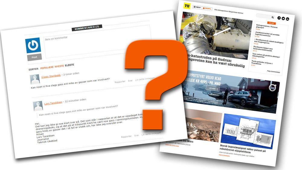 NETTMØTE: Nettmøte: Spør oss om det nye kommentarfeltet