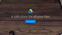 I dag kan du få 2 GB ekstra lagringsplass i Google Drive