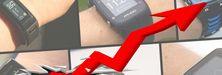 Hele 800 000 nordmenn forventes å kjøpe et smartbånd i år