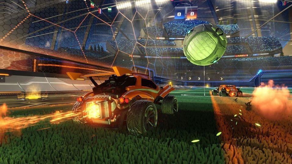 Datoen er satt for Rocket League på Xbox One