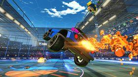 Rocket League var en av fjorårets store suksesser.