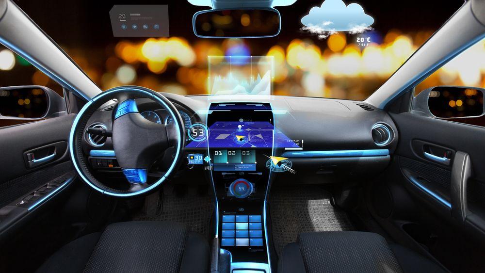BRANDSTORY: Bilindustrien i        førersetet på selvkjørende biler