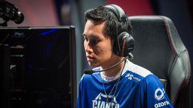 Jungle-spiller Tri «k0u» Tin Lam er innbytter hos Oslo Lions til helgen.