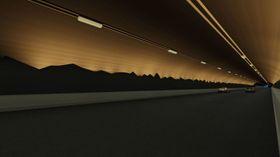 Det skal bygges en 16 kilometer lang undersjøisk tunnel mellom Vik og Oterøya.