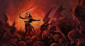 Skal Dragon Age: Orgins-forfatteren jobbe med mer Baldur's Gate?