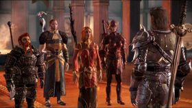 David Gaider var svært sentral i Dragon Age-serien.