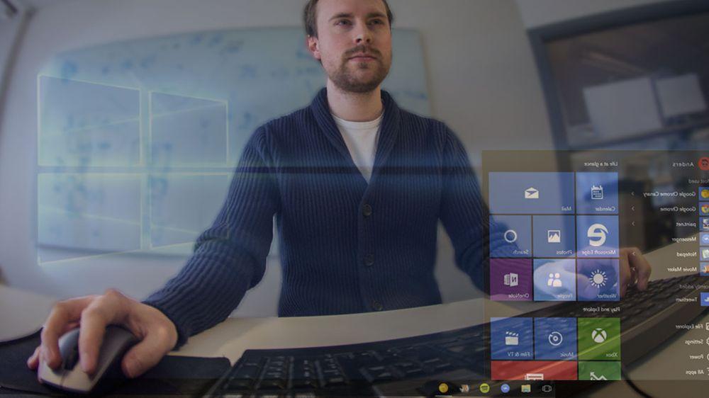GUIDE: Slik setter  jeg  opp Windows 10