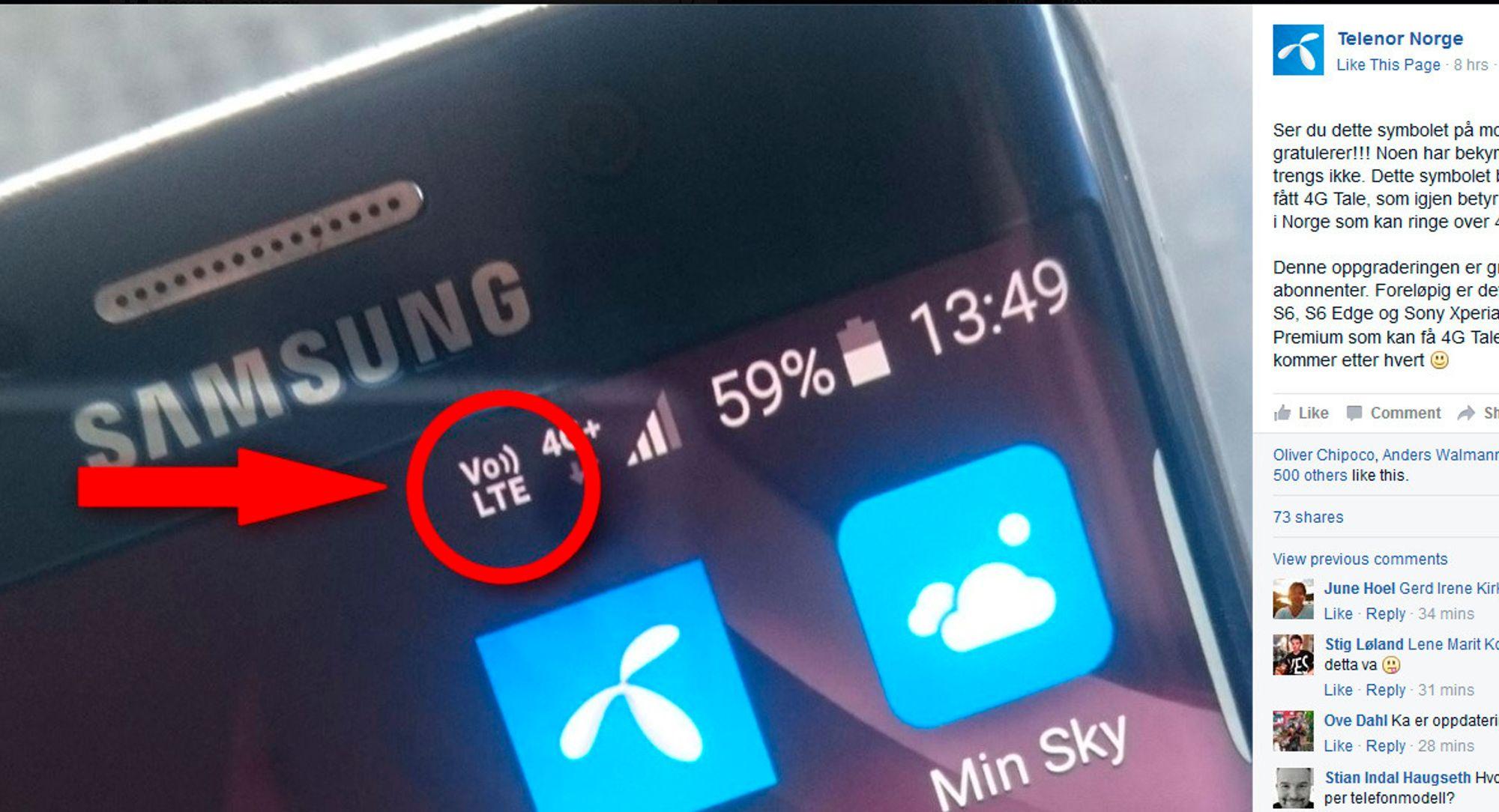 Iphone  G Volte