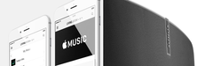 Apple Music er nå tilgjengelig på Sonos' smarte høyttalere