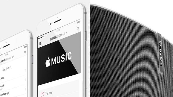 Sonos har akkurat blitt bittelitt bedre for iPhone-brukere