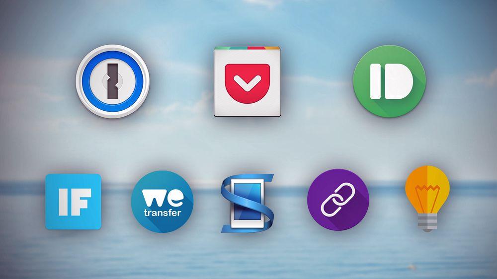 Disse appene skal vi guide deg gjennom her. Rekkefølgen er den samme som listet opp i artikkelen.