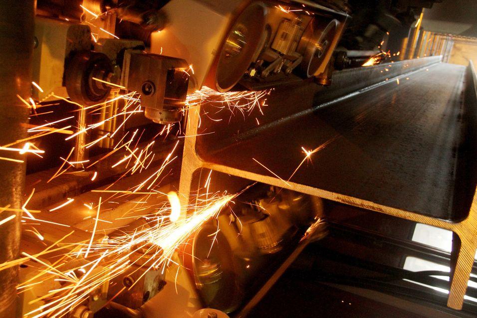 Hva er stål laget av