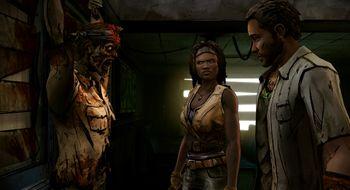 Klart for nytt The Walking Dead-sidesprang